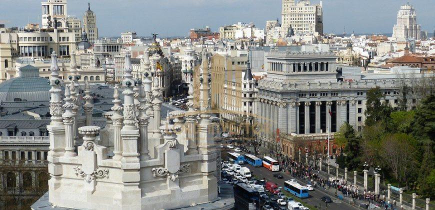 HOTEL 5* – MADRID, SPAIN