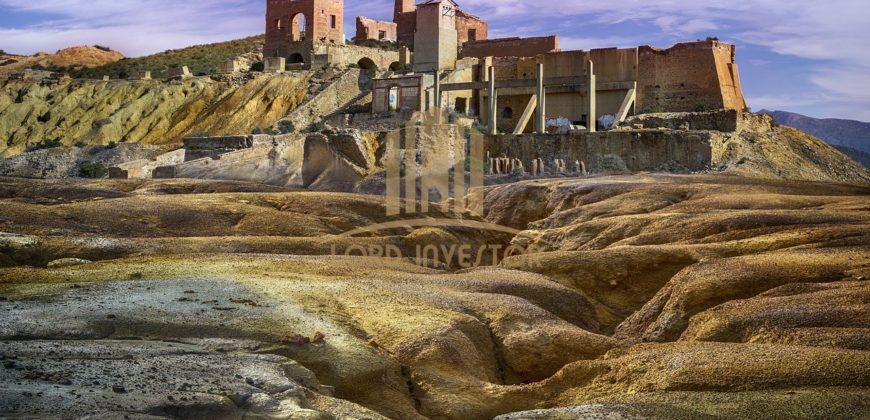 Mine in Spain