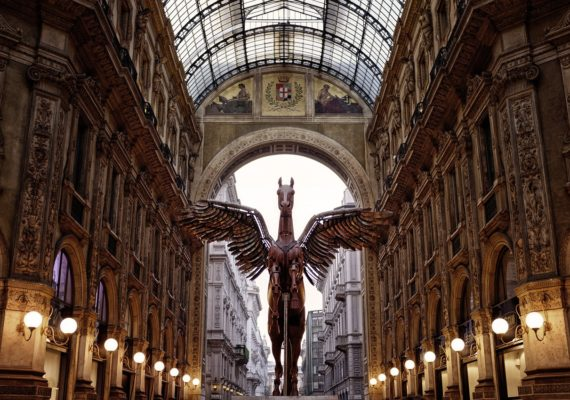 Milan Commercial Properties Surge as Billionaires Buy In