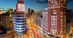 Hotel 4 Stars 160 rooms in the center of Madrid (Spain)
