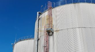 Fuels Storage Project on Mexico