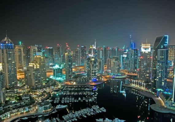 The UAE is the most prosperous Arab nation
