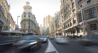 Entire building for sale in one of the most emblematic areas of Madrid