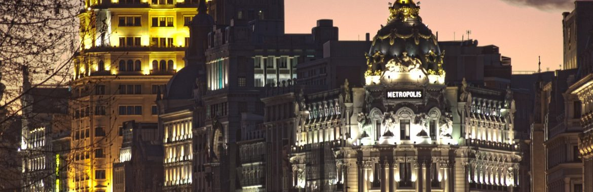 The French capital lands in the luxury hotels of Madrid.