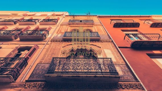 Entire building for sale located in the historic center of Malaga