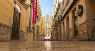 HOTEL PROJECT: 2 ENTIRE BUILDINGS IN HISTORIC CENTER OF MALAGA
