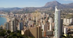 PROJECT FOR A 4* HOTEL IN BEACHFRONT IN BENIDORM
