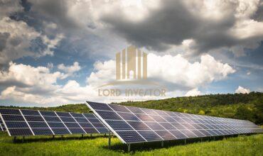 Rustic farm in profitability with solar power station in Southwestern Spain