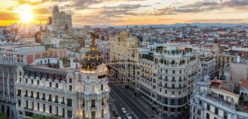 Entire building in Madrid for Hotel or Offices