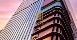 Entire office building in profitability located in exclusive and luxurious area of Madrid.