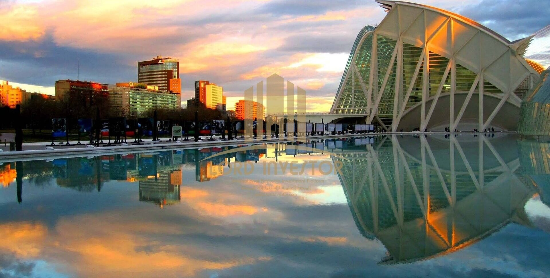 Complete building multiple uses in Valencia